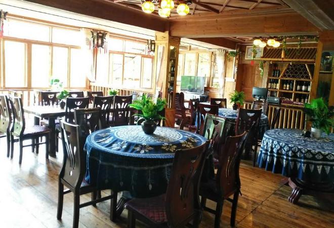 Ресторан в Йонджу
