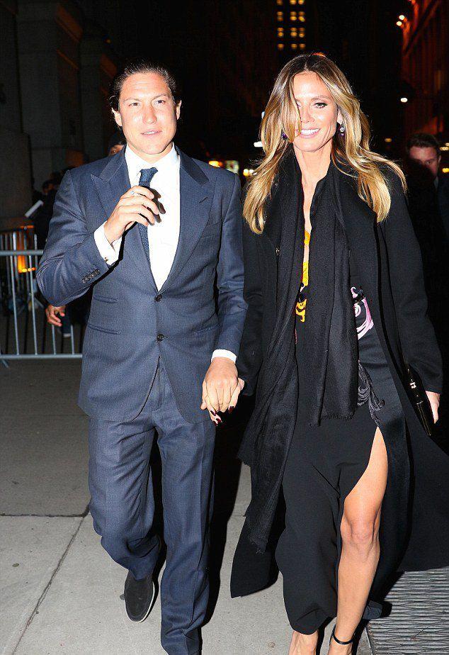 В последний раз пару видели вместе 8 февраля на AmFAR New York Gala