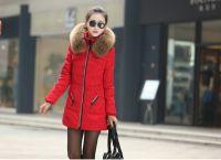 zimní zimní bundy pro dívky5