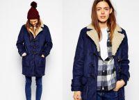 zimní zimní bundy pro dívky9
