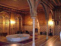 interijeri palače Yusupov 6