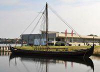 Музей Викингов в Роскилле