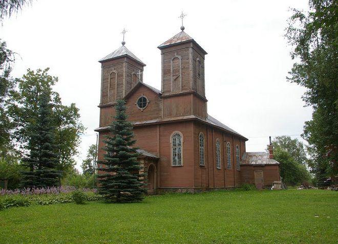 Римско-католическая Зилупская церковь