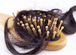 Цинк против губитка косе