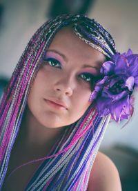 фризура из плетива зизи_3