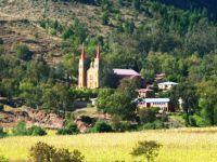 Вид на Миссионерскую церковь, Цгутинг