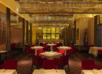Ресторан в отеле The Dolder Grand