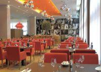Ресторан в Radisson Blu Hotel, Zurich Airport