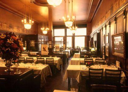 Ресторан Kronenhalle