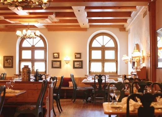Ресторан Alpenrose