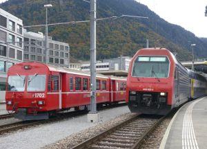 S-Bahn в Цюрихе