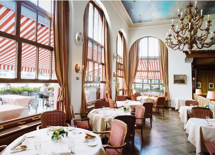 Ресторан в Цюрихе